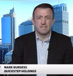 Mark Burgess speaks with Money Talks