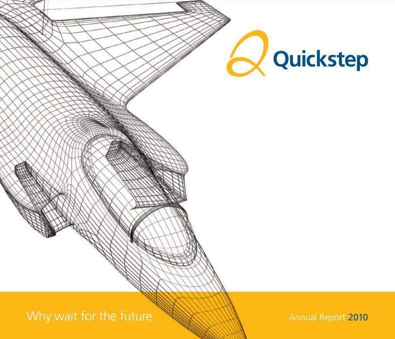 Quickstep Annual Report 2010