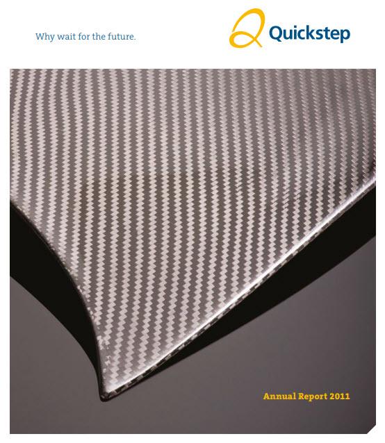Quickstep Annual Report 2011