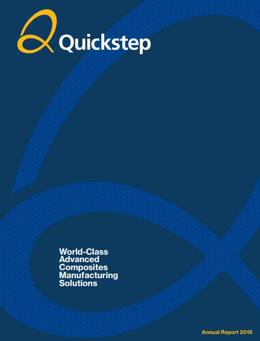 Quickstep Annual Report 2015