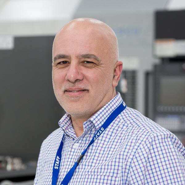 Dr Salwan Al-Assafi