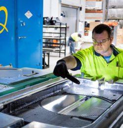 Advanced carbon fibre products & processes